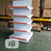 Christmas Bonanza Price for Double Sided Supermarke Shelve Display | Furniture for sale in Lagos State, Ojo