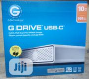G-drive 10TB External Hard Drive USB Port C | Computer Hardware for sale in Lagos State, Ikoyi