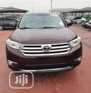 Toyota Highlander 2013 Red | Cars for sale in Lagos State, Lekki Phase 2