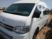 Toyota Hiace Bus 2008 White   Buses & Microbuses for sale in Abuja (FCT) State, Central Business District