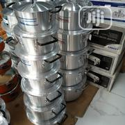 5/7 Set Of Cooking Pot | Kitchen & Dining for sale in Lagos State, Lagos Island