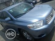 Toyota Highlander 2008 Limited Blue | Cars for sale in Rivers State, Port-Harcourt