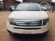 Ford Edge 2008 SE 4dr AWD (3.5L 6cyl 6A) White | Cars for sale in Lagos State, Ifako-Ijaiye