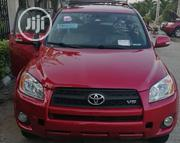 Toyota RAV4 2010 3.5 Limited Red | Cars for sale in Lagos State, Amuwo-Odofin