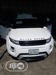 Land Rover Range Rover Evoque 2012 White | Cars for sale in Abuja (FCT) State, Mabuchi