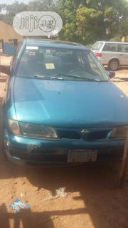 Nissan Almera 2000 1.8 Blue | Cars for sale in Oyo State, Oluyole