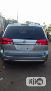 Toyota Sienna 2004 LE AWD (3.3L V6 5A) Silver   Cars for sale in Lagos State, Agege