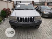 Jeep Cherokee 2005 Silver | Cars for sale in Lagos State, Lekki Phase 1