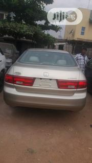 Honda Accord 2005 Gold | Cars for sale in Lagos State, Agege