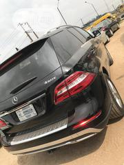 Mercedes-Benz M Class 2015 Black   Cars for sale in Lagos State, Agege
