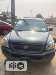 Honda Pilot 2003 EX 4x4 (3.5L 6cyl 5A) Green | Cars for sale in Oyo State, Ibadan