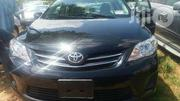 Toyota Corolla 2013 Black | Cars for sale in Abuja (FCT) State, Central Business District