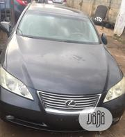 Lexus ES 2008 350 Black | Cars for sale in Lagos State, Oshodi-Isolo