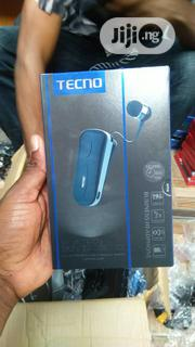 TECNO Retrachable Business Haedphone | Accessories for Mobile Phones & Tablets for sale in Lagos State, Ikeja