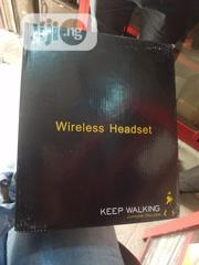 Wireless Head-set Bluetooth With F.M Radio | Accessories & Supplies for Electronics for sale in Lagos State, Ikeja