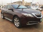 Acura ZDX 2011 Brown | Cars for sale in Lagos State, Isolo