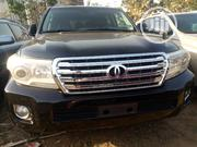 Toyota Land Cruiser 2014 Black | Cars for sale in Abuja (FCT) State, Jabi
