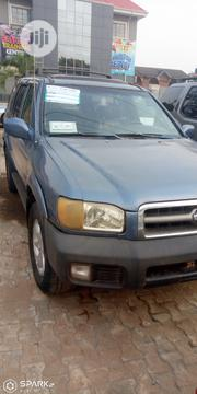 Nissan Pathfinder Automatic 2001 Blue | Cars for sale in Lagos State, Ikorodu