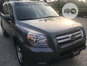 Honda Pilot 2007 EX 4x4 (3.5L 6cyl 5A) Gray   Cars for sale in Lagos State, Ajah