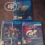3 Pieces Of Ps4 Disk | Video Games for sale in Lagos State, Ikeja