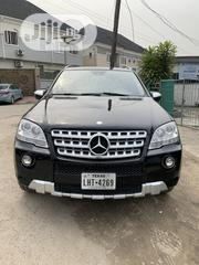Mercedes-Benz M Class 2009 ML350 AWD 4MATIC Black | Cars for sale in Lagos State, Surulere