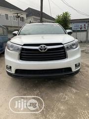 Toyota Highlander 2016 White | Cars for sale in Lagos State, Surulere