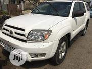 Toyota 4-Runner 2005 White | Cars for sale in Rivers State, Port-Harcourt