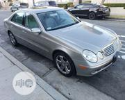 Mercedes-Benz E350 2007 Gold | Cars for sale in Abuja (FCT) State, Kubwa