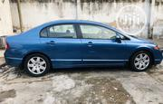 Honda Civic 2007 1.8 Sport Automatic Blue | Cars for sale in Lagos State, Ikeja