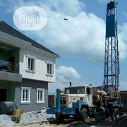 Industrial Borehole Drilling Services   Building & Trades Services for sale in Lagos State, Lekki Phase 2