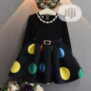 Girl Dotted Dress | Children's Clothing for sale in Abuja (FCT) State, Wuse 2