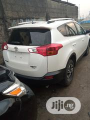 Toyota RAV4 LE AWD (2.5L 4cyl 6A) 2013 White   Cars for sale in Lagos State, Lagos Mainland