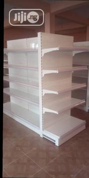Quality Supermarket Dispkay Shelving Racks | Store Equipment for sale in Lagos State, Lagos Mainland
