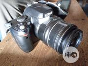 Nikon D40 With 18-55mm Lens And Extra Battery | Photo & Video Cameras for sale in Edo State, Esan West