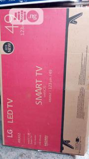 """LG """"49"""" Inches Smart TV 