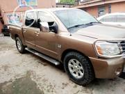 Nissan Titan 2004 King Cab LE 4x4 Gold | Cars for sale in Lagos State, Isolo