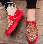 Classic Unisex Footwear-Red | Shoes for sale in Lagos State, Ojodu