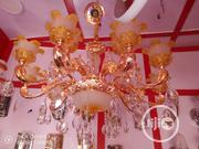 Best And High Quality Crystal Chandelier Light   Home Accessories for sale in Rivers State, Port-Harcourt