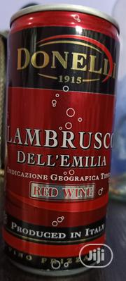 Lambrusco Wine In Can | Meals & Drinks for sale in Lagos State, Lagos Island