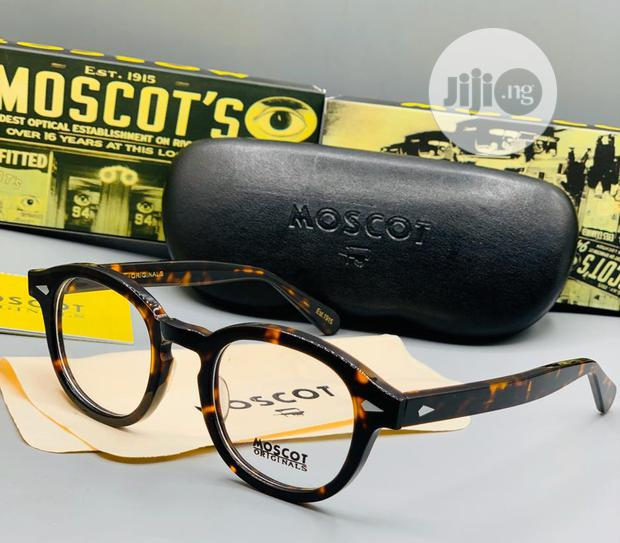 Moscot Glasses for Men's