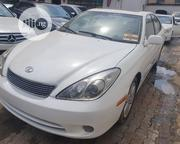 Lexus ES 330 2005 White | Cars for sale in Lagos State, Ikeja