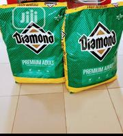 Diamond Dog Food Puppy Adult Dogs Cruchy Dry Food Top Quality | Pet's Accessories for sale in Lagos State, Lekki Phase 1