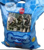 Binggo Dog Food Puppy Adult Dogs Cruchy Dry Food Top Quality | Pet's Accessories for sale in Lagos State, Ikoyi