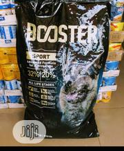 Booster Dog Food Puppy Adult Dogs Cruchy Dry Food Top Quality   Pet's Accessories for sale in Lagos State, Surulere