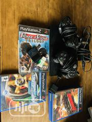 London Used Ps2 L, Hacked With Games Too | Video Games for sale in Lagos State, Surulere