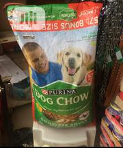 Dog Chow Dog Food Puppy Adult Dogs Cruchy Dry Food Top Quality | Pet's Accessories for sale in Lagos State, Yaba