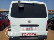 Automatic Toyota Hiace Bus For Sale | Buses & Microbuses for sale in Abuja (FCT) State, Garki 1