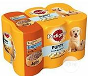Get Your Quality Canned Dog Food Puppy Adult Dogs Wet Food Top Quality | Pet's Accessories for sale in Lagos State, Ikoyi