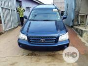 Toyota Highlander 2002 Blue | Cars for sale in Lagos State, Isolo