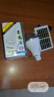 Solar One Led Bulb With Panel | Solar Energy for sale in Lagos State, Ojo